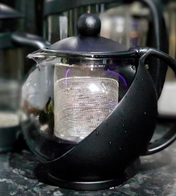 Review of Café Ole Round Tea Pot Infuser
