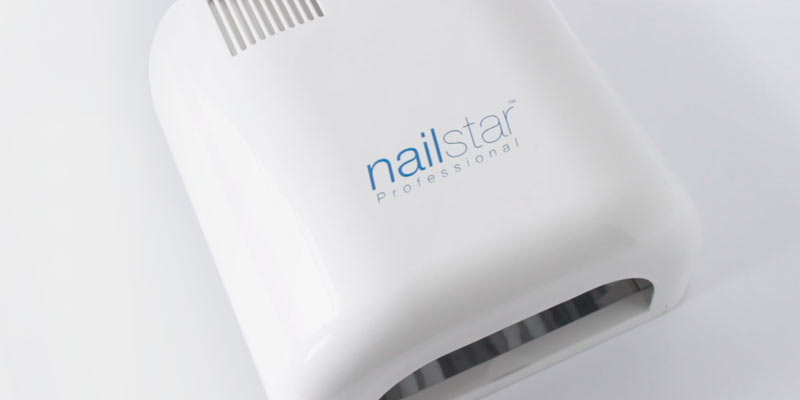 Review of NailStar NS-01/UK 36 Watt Professional UV Nail Dryer