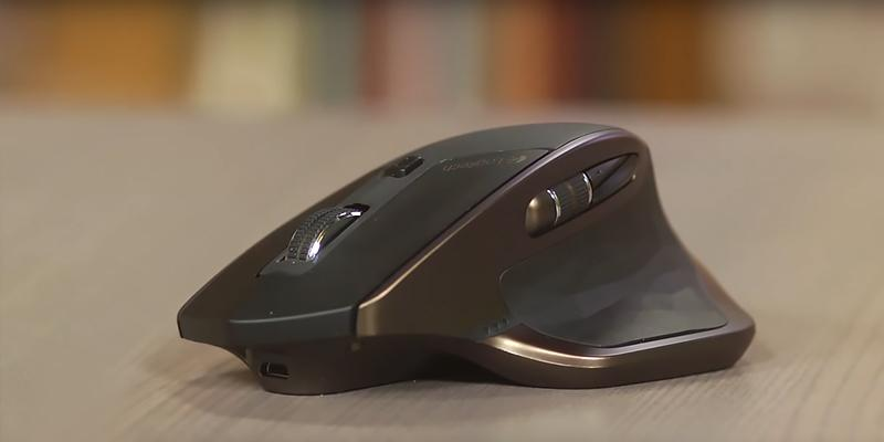 Review of Logitech MX Master Wireless Mouse