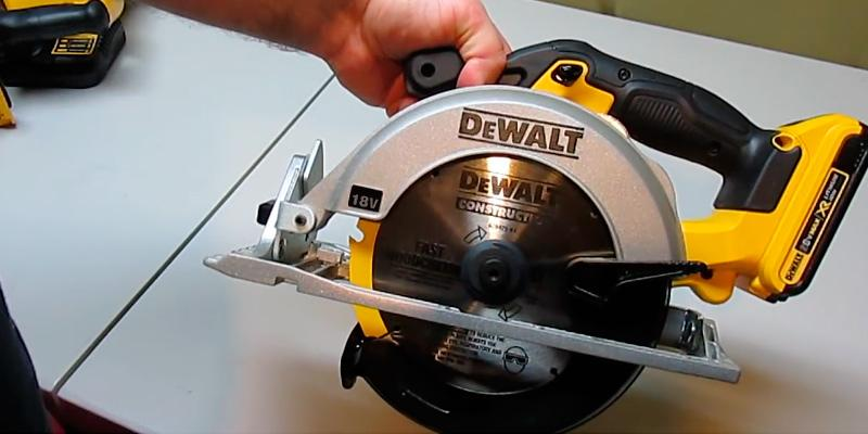 Review of DEWALT 18V 165mm XR Lithium-Ion Body Only Circular Saw