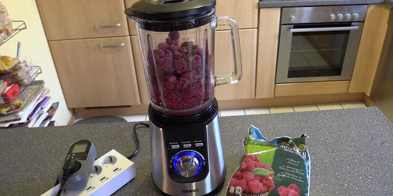 Detailed review of Duronic BL1200 Smoothie Maker Blender
