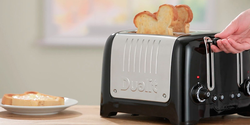 Review of Dualit 46205 4 Slot Lite Toaster