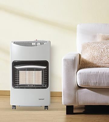 Review of Igenix IG9420 4,2kw Gas Heater on Wheels