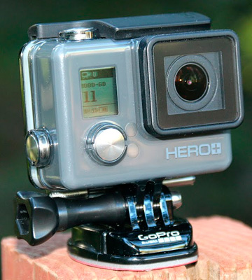 Review of GoPro MAIN-36819 Hero+