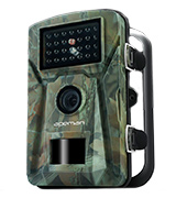 Apeman H45 Trail Camera 12MP 1080P with Infrared Night Vision