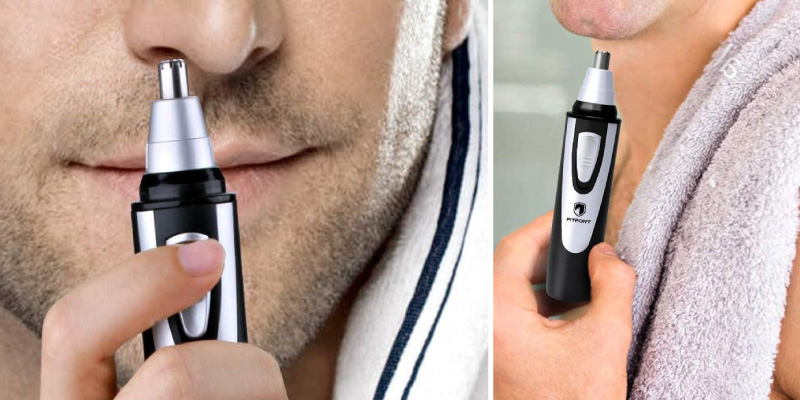 Review of FITFORT TC-3550 Ear and Nose Hair Trimmer