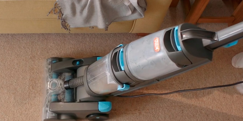 Review of Vax ECR2V1P Dual Power Pet Advance Carpet Cleaner