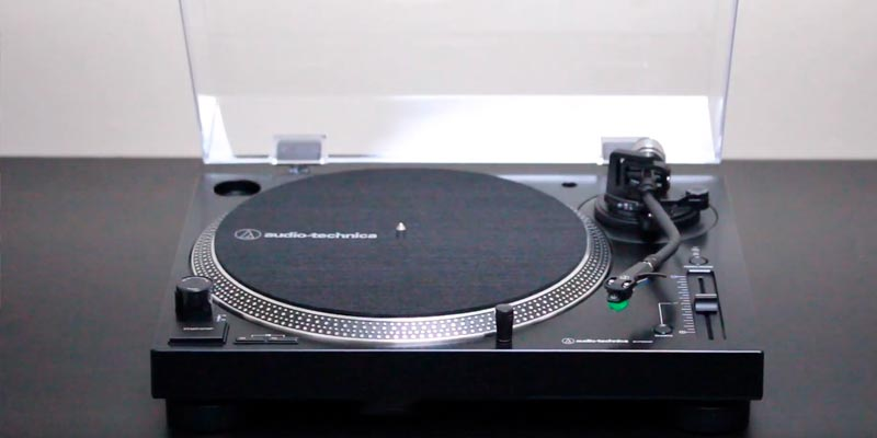 Review of Audio-Technica AT-LP120XUSB Manual Direct-Drive Turntable