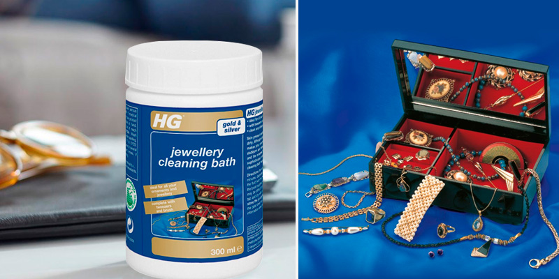 Review of HG 300 ml Jewellery Cleaning