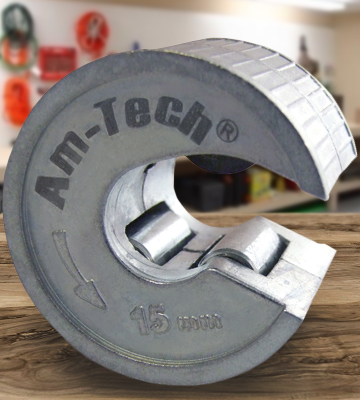 Review of Am-Tech C0260 15mm Pipe/Tube Cutter
