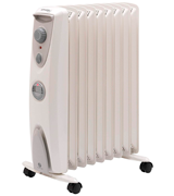 Dimplex OFRC20TiN Oil Free Radiator with Timer