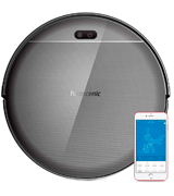 Proscenic 800T Robot Vacuum Cleaner, Alexa and App Control, Updated Robotic Vacuum Cleaner