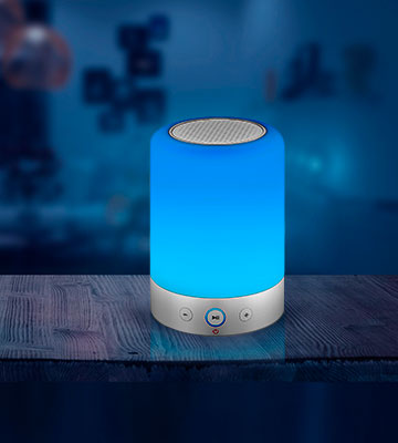 Review of MRCOOL L001 LED Speaker Mood Light