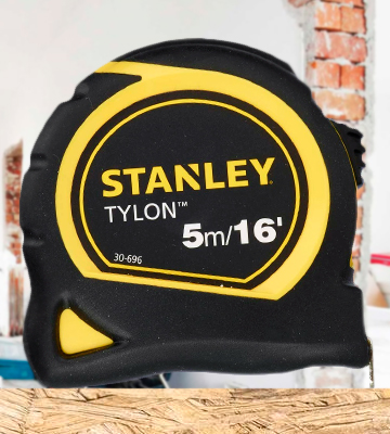 Review of Stanley STA030696 Tylon Tape Measure, 5m