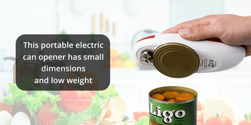 Review of BangRui Hands-Free Automatic Electric Can Opener