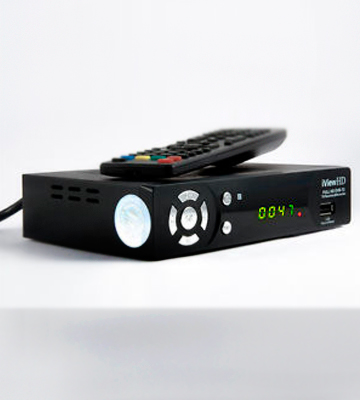 Review of iView HD DVB-T2 Scart+HDMI Set Top Box