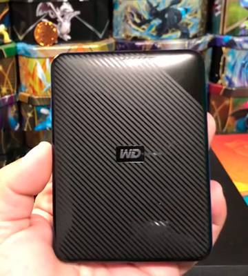 Review of WD My Passport for PlayStation 4 Portable Gaming Storage
