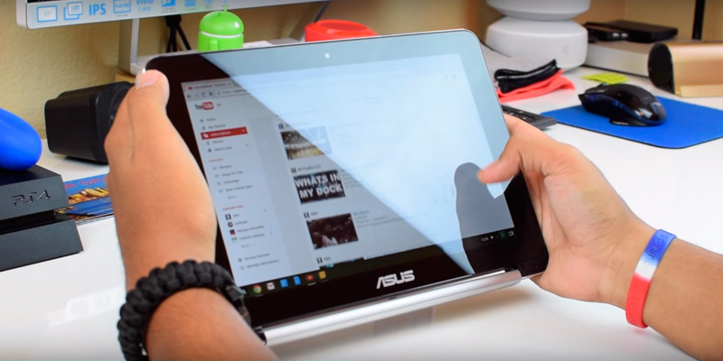 Detailed review of ASUS C100PA-FS0002 Chromebook