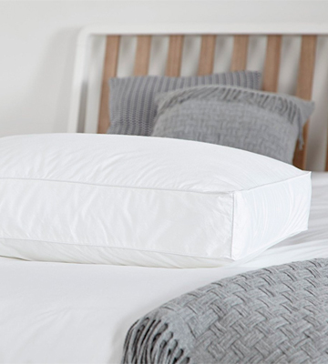 Review of Snuggledown 5322SPS01 Oriental Duck Feather and Down Pillow