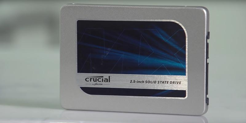 Review of Crucial MX300 SSD Drive