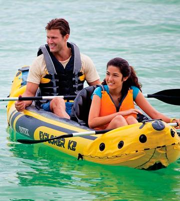 Review of Intex Explorer K2 2-Person Inflatable Kayak