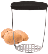 OXO Good Grips 34581V4UK Smooth Potato Masher