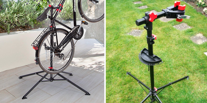 Review of Ultrasport Expert Work Stand The bike repair stand