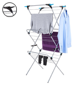 Minky IH87400090V 3 Tier Plus Indoor Airer
