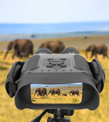 Review of Bestguarder NV-900 Night Vision Binoculars