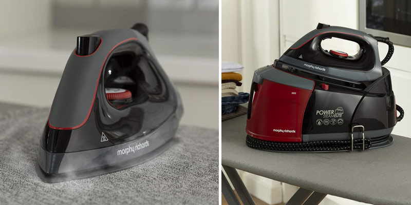 Review of Morphy Richards 332013 Steam Generator Iron