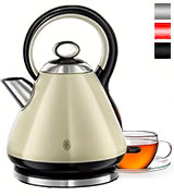 Russell Hobbs 21882 Electric Kettle, 1.7 L, 3000 W