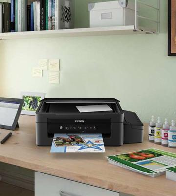 Review of Epson ET-2500 All-in-one Printer Printer with Refillable Ink Tank