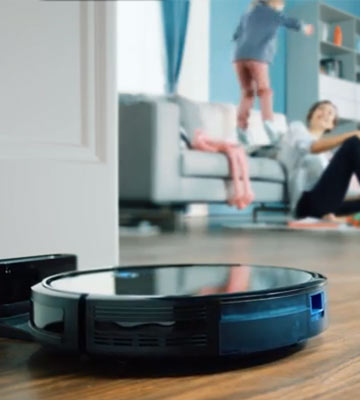 Review of Eufy RoboVac 30C