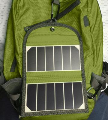 Review of ECEEN Share the Sun Solar Powered Hiking Daypacks