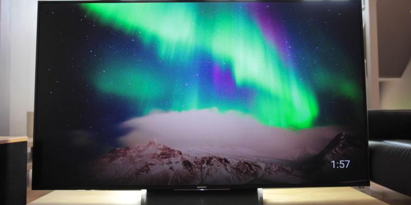 Review of Sony Bravia KD55XD8005 Android 4K HDR Ultra HD Smart TV