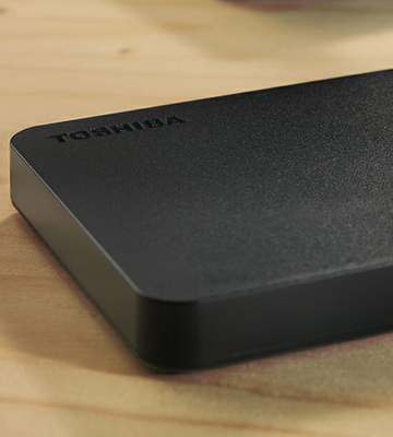 Review of Toshiba Canvio Basics Portable Hard Drive