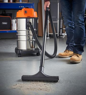 Review of VonHaus 07/646 Wet and Dry Vacuum Cleaner