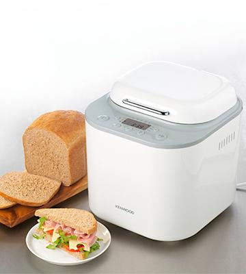 Review of Kenwood BM260 Breadmaker