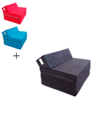 Natalia Spzoo Z Bed Single Futon Sofa Bed
