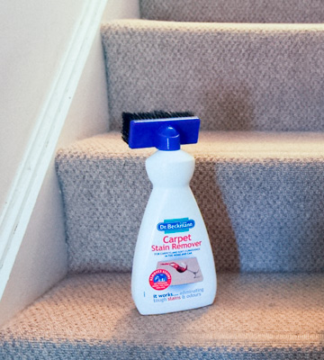 Review of Dr Beckmann Carpet Stain Remover with Cleaning applicator