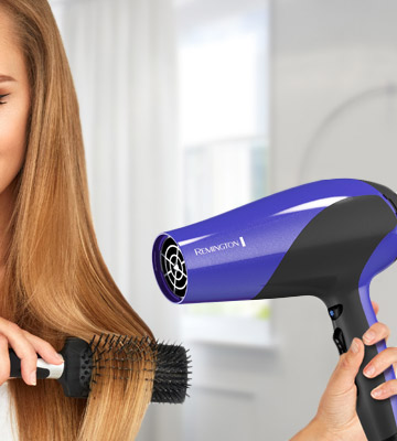 Review of Remington D3190 Ionic Hair Dryer with Ionic Conditioning 2200 W