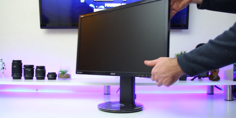 Review of ASUS VG248QE 144hz Moninor with Built-in Stereo