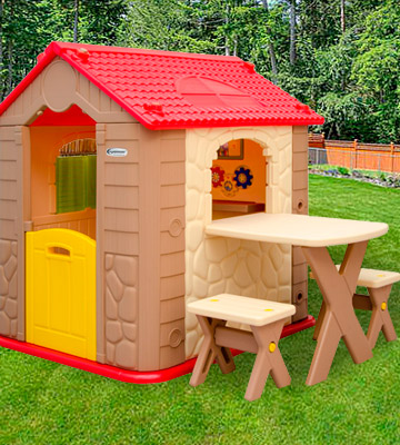 Review of LittleTom 15777 Childrens Playhouse