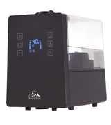 PureMate PM 840 Hybrid Ultrasonic Cool & Hot Mist Humidifier, 6 Litre