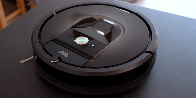 Review of iRobot Roomba 981 Robot Vacuum Cleaner