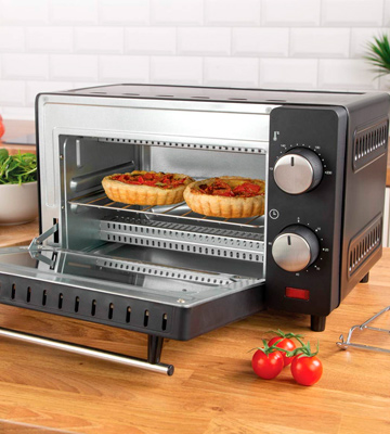 Review of Quest 35409 9 L Mini Oven and Grill