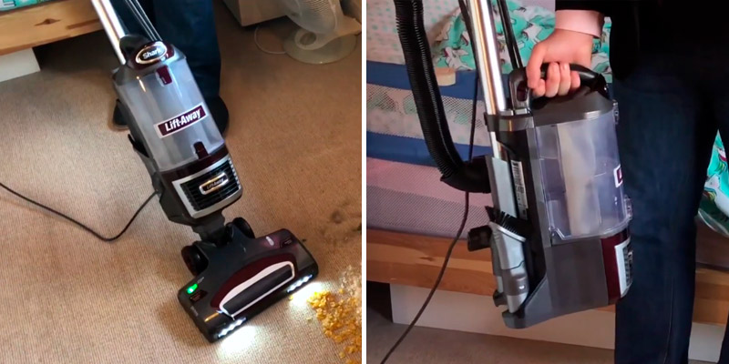 Review of Shark Lift-Away (NV601UKT) Upright Vacuum Cleaner