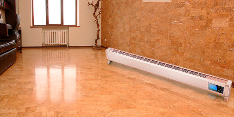 Review of Electric Heaters LHA Baseboard Heater, 2000W