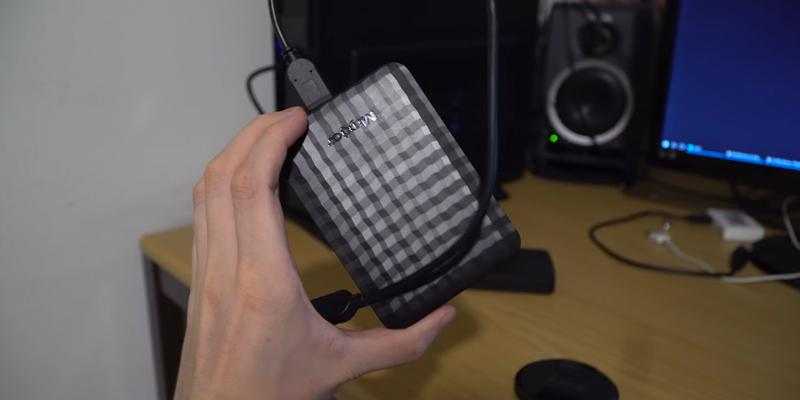 Review of Maxtor M3 Portable Hard Drive