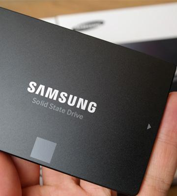 Review of Samsung 850 EVO SSD Drive